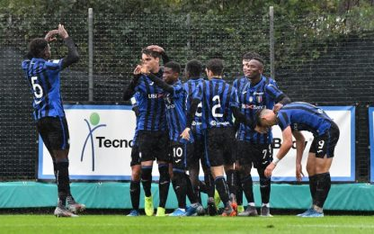 1-0 al City, altra impresa della baby Atalanta
