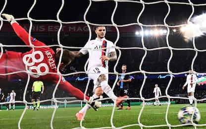 Icardi ancora in gol, Il Real ne rifila 6 al Gala