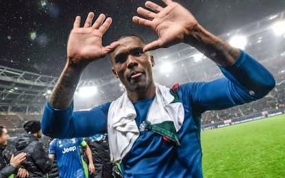 """Douglas: """"Il mio gol più importante con la Juve"""""""