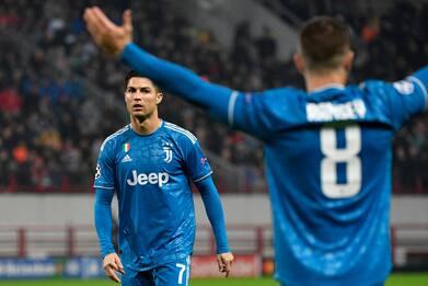 Ramsey-gol, ma il gallese 'scippa' Ronaldo. VIDEO