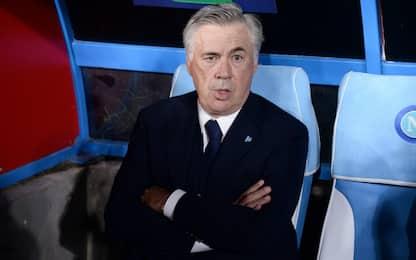 Caos Napoli: Ancelotti in ritiro, i giocatori no