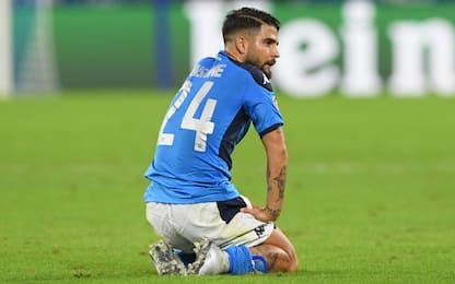 Insigne salta Liverpool-Napoli
