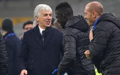 """Gasperini: """"Vittoria che dà senso alla Champions"""""""