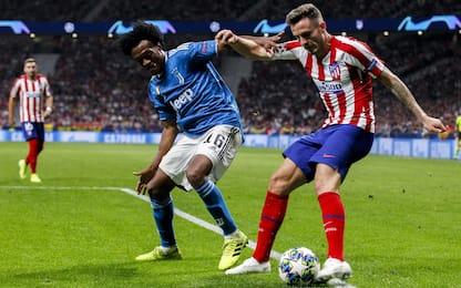 Juventus-Atletico, le chiavi tattiche della sfida