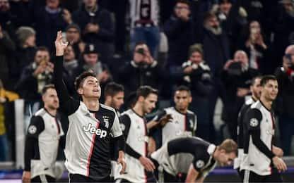 Mago Dybala batte l'Atletico: primo posto blindato