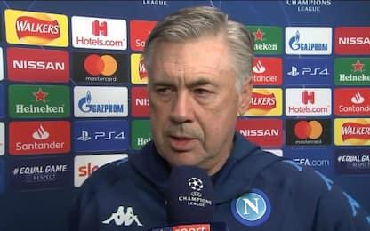 """Ancelotti: """"Mai pensato a dare le dimissioni"""""""