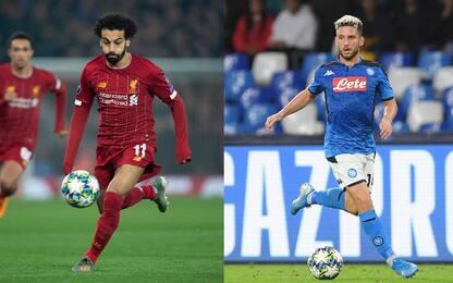 Liverpool-Napoli, statistiche e curiosità