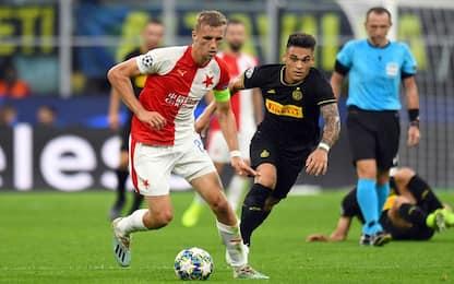 Slavia Praga-Inter, statistiche e curiosità