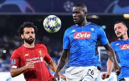 Liverpool-Napoli, orari e dove vederla in tv