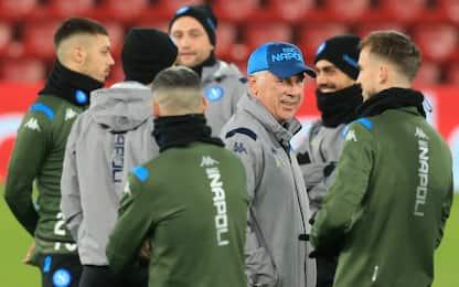 Mertens-Lozano sfidano Klopp: così a Liverpool