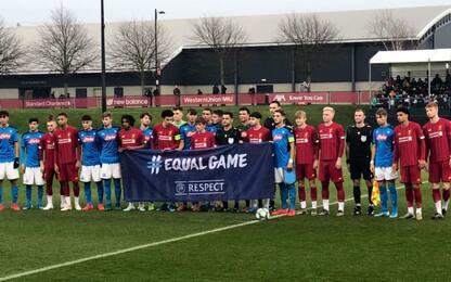 Disfatta Napoli, 7-0 a Liverpool in Youth League