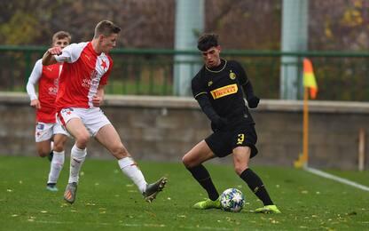La baby Inter si ferma a Praga: nerazzurri ko 4-1