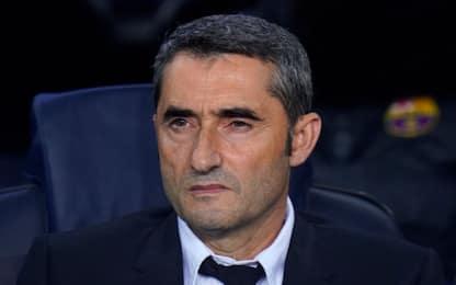"""Barça, Valverde: """"Napoli da rispettare"""""""
