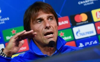 """Conte: """"Usciremo a testa alta da San Siro"""""""