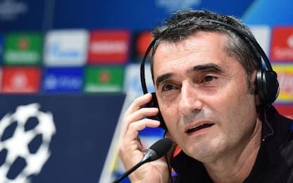 """Valverde: """"A Milano per vincere anche senza Messi"""""""