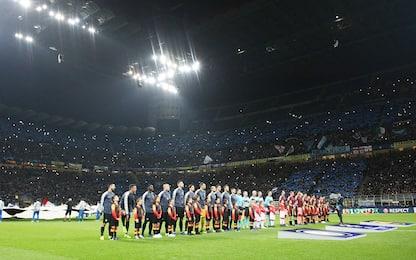 Inter-Barça, incasso record per il calcio italiano