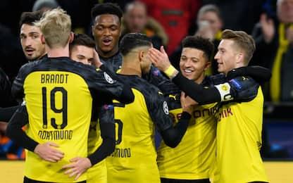 Dortmund, vittoria e ottavi. Blues ok, Ajax fuori