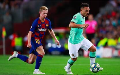 Inter-Barcellona: le chiavi tattiche della sfida