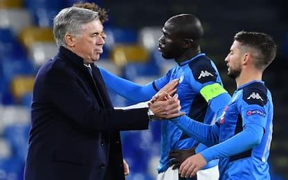 """La squadra sta con Ancelotti: """"E' il numero uno"""""""