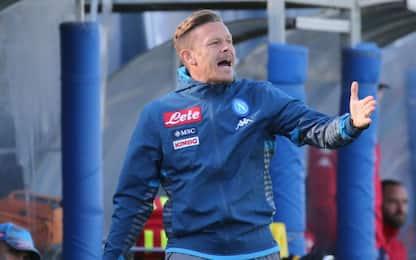 Youth League, Napoli chiude con uno 0-0 col Genk