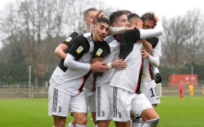 Festa Juve: 5-0 al Bayer e ottavi di Youth League