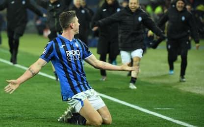 Impresa Atalanta: 3-0 allo Shakhtar e ottavi!