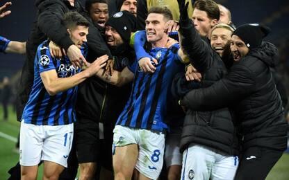 Atalanta, rischio Barça e Liverpool agli ottavi