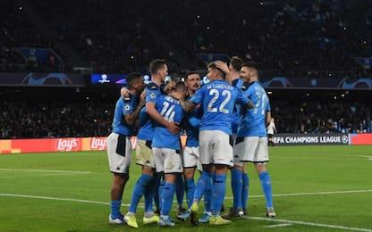Napoli, City e Barcellona le big da evitare a Nyon