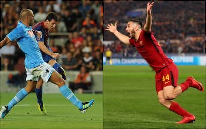 Manolas, riecco il Barça! Messi, 1^ al San Paolo