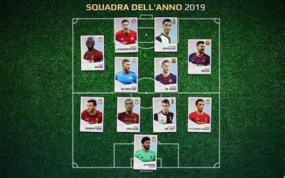 Top 11 Uefa per i tifosi: ci sono CR7 e De Ligt