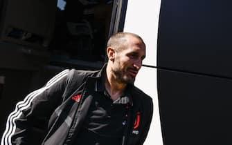 La Juventus a Villar Perosa per la classica amichevole in famiglia