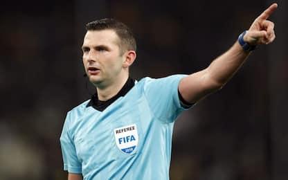 Atalanta-Valencia, l'arbitro sarà l'inglese Oliver