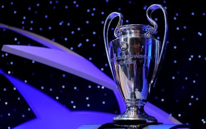 Champions League, le partite degli ottavi