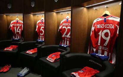 Atletico-Liverpool LIVE: in avanti Correa e Morata
