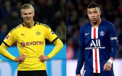 Probabili formazioni di Borussia Dortmund-Psg