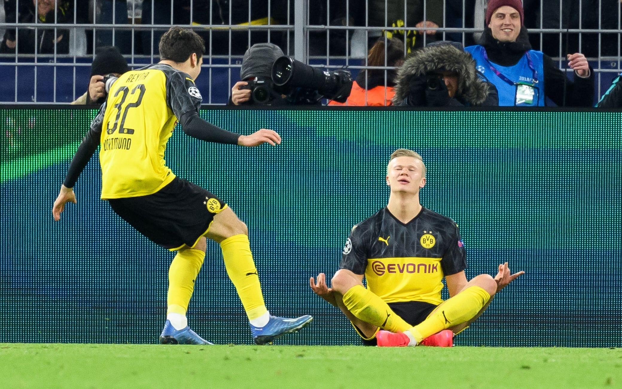 Borussia Dortmund-Psg 2-1, risultato in diretta LIVE: doppietta di ...