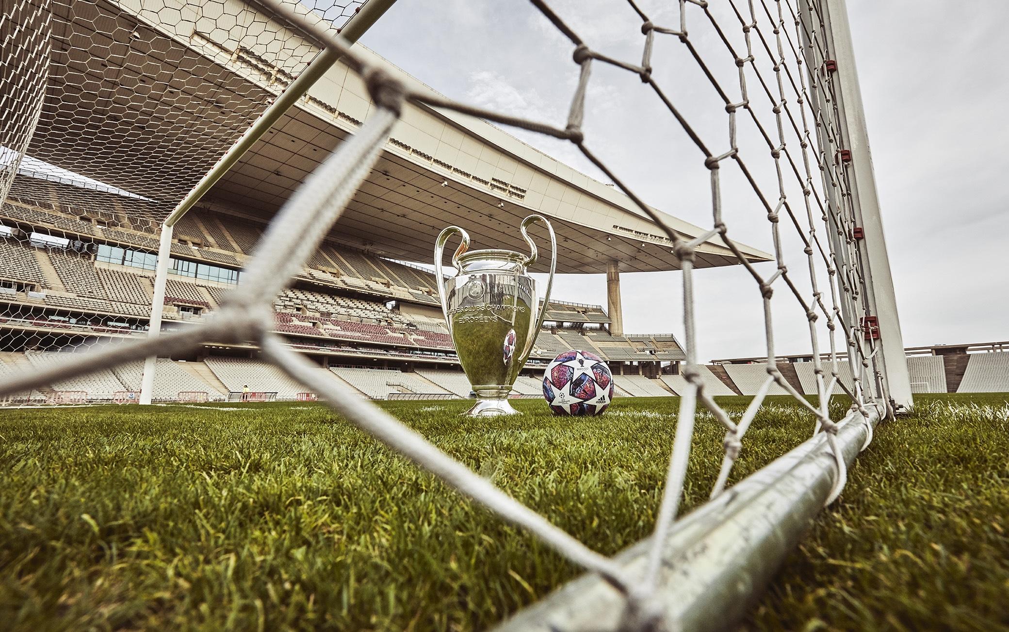 Champions League, il pallone della finale 2020 ad Istanbul. FOTO