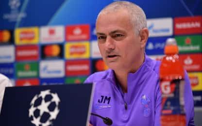"""Mourinho: """"Devo dimostrare qualcosa? Ho 25 trofei"""""""