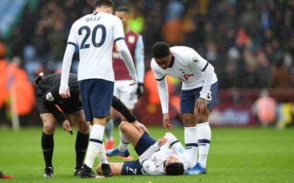 Il Tottenham perde anche Son: rottura del braccio
