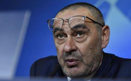 """Sarri: """"Champions un sogno, il peso lo sento in A"""""""