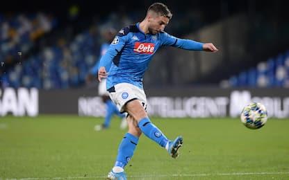Napoli-Barcellona 0-0 LIVE