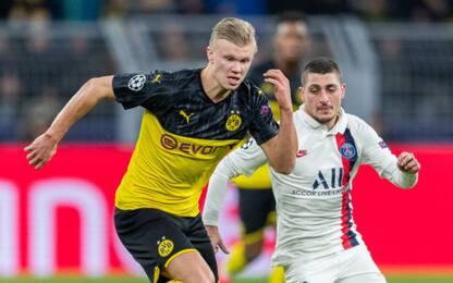 PSG-Dortmund, dove vedere la partita in tv