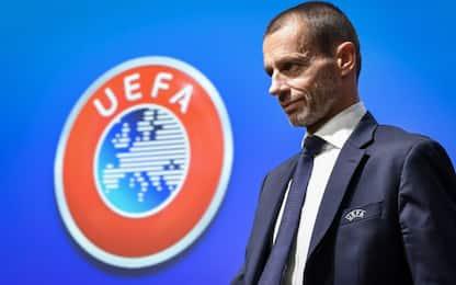 Perché l'Uefa ha scelto solo ora