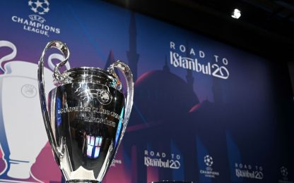 Uefa: rinviate finali di Champions e Europa League