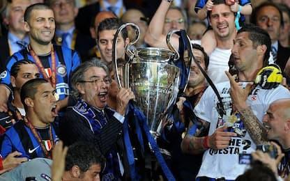 """Moratti: """"Madrid? Ero sicuro di vincere la finale"""""""