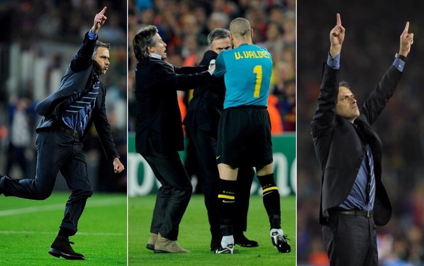 """Mourinho """"placcato"""" da Valdes: ma è inarrestabile..."""