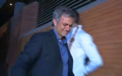 Mourinho spiega perché non tornò da Madrid. VIDEO