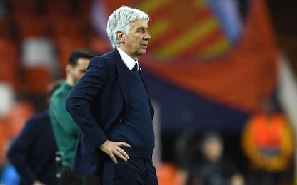 """Valencia: """"Gasperini era positivo? Siamo sorpresi"""""""