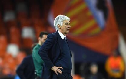 """Marca: """"Valencia chiede azione UEFA per Gasperini"""""""