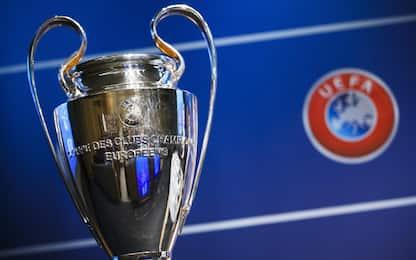 Uefa, Final Eight di Champions a Lisbona
